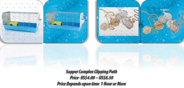supper complex clipping path service